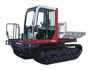 Takeuchi TCR50 Dump Carrier Service Repair Workshop Manual Download