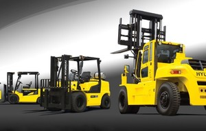 Hyundai Forklift Truck 250D-7E Service Repair Manual Download