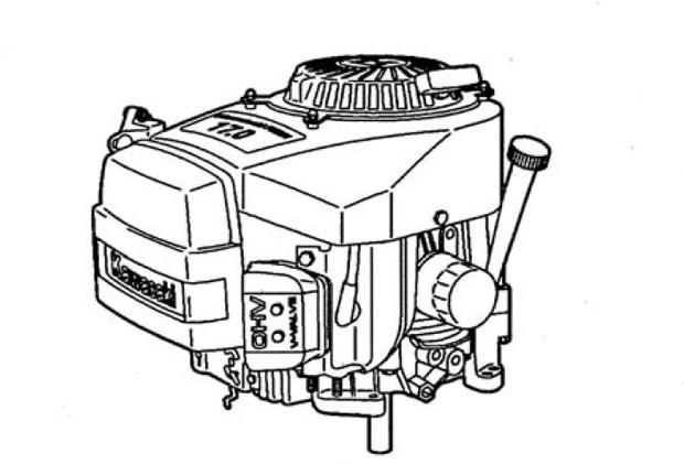 Kawasaki GH451V FH500V FH531V FH541V FH580V  Gasoline Engine Service Repair Manual