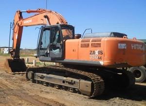 Hitachi ZAXIS(270-280)-3 Hydraulic Excavator Parts Catalog Download
