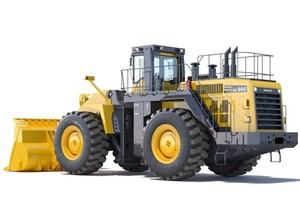 Komatsu WA900-1 Wheel Loader Service Shop Manual(SN:10001 and up)