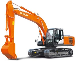 Hitachi EX270 EX270LC Excavator Parts Catalog Download