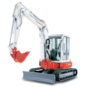 Takeuchi TB153FR Compact Excavator Service Repair Workshop Manual Download(S/N:15820004 & Above)