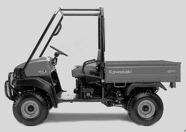 2001-2007 Kawasaki MULE3010 MULE3020 MULE3000 Service Repair Manual Download