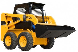 Hyundai HSL850-7A Skid Steer Loader Service Repair Manual Download