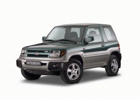 2000-2003 Mitsubishi Pajero Pinin Service Workshop Manual & Wiring Diagram Manual Download