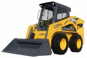 Gehl V270 / V330 and Mustang 2700V / 3300V Skid-Steer Loaders Service Repair Manual Download