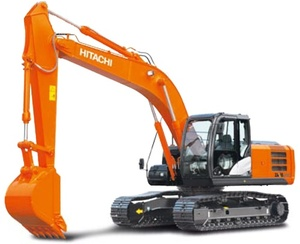 Hitachi Zaxis 450-3 Hydraulic Excavator Service Repair Manual Download