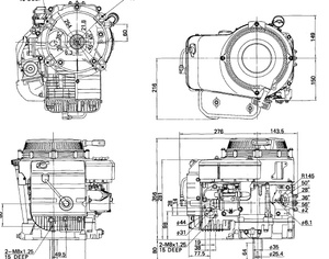 Kawasaki FC150V OHV 4-Stroke Air-Cooled Gasoline Engine Workshop Manual Download