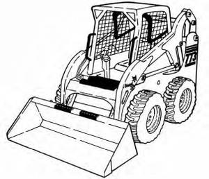 Bobcat 773 BICS Loader Service Repair Manual Download