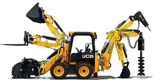 JCB 1CX 208S Backhoe Loader Service Repair Manual Download(751600 to 752999)