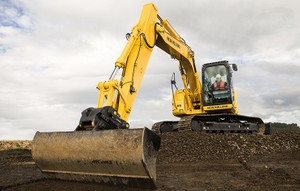 New Holland E140CSR Crawler Excavator Service Repair Manual Download