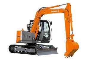 Hitachi Zaxis 75US Excavator Service Repair Manual Download