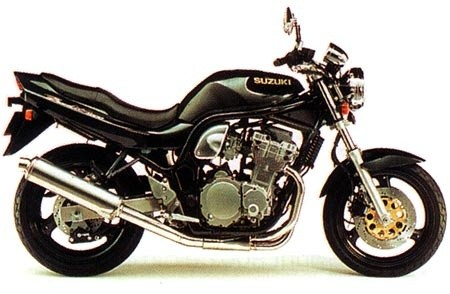 1995-1999 Suzuki GSF600 Service Repair Manual Download