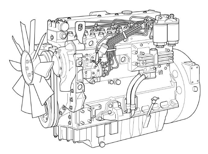 Perkins Phaser And 1000 Series Diesel Engines Workshop