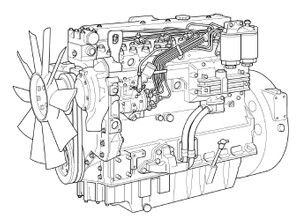Perkins Phaser and 1000 Series Diesel Engines Workshop Manual