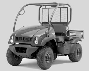 2005 Kawasaki MULE 610 4x4 MULE 600 Service Repair Manual Download