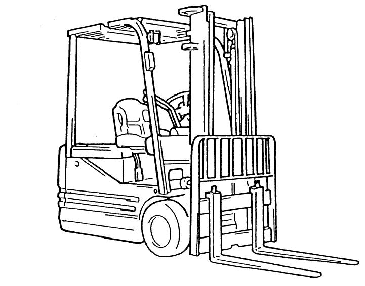 toyota forklift 5fbe 10 20 service repair manual downl Doosan Forklift Wiring Diagram
