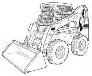 Bobcat A300 All-Wheel Steer Loader Service Repair Manual Download 5