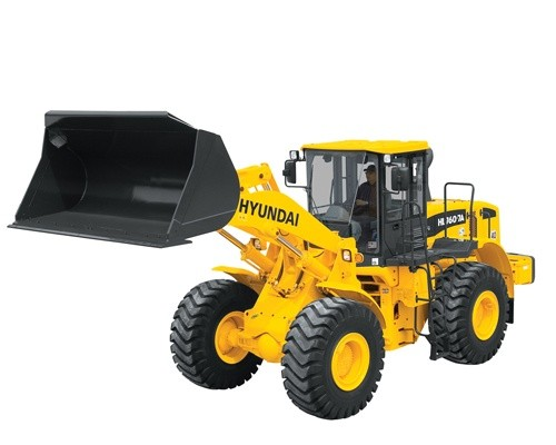 Hyundai HL760-7A WHEEL LOADER Service Repair Manual Download