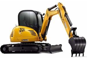 JCB 8055 8065 Midi Excavator Service Repair Manual Download