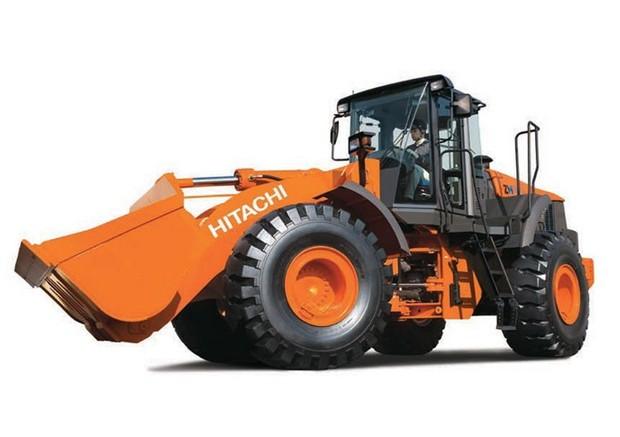 Hitachi ZW310 ZW310-A Wheel Loader Parts Catalog Download