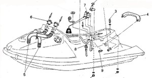 Yamaha WaveRunner XL760 XL1200 Service Repair Manual Download