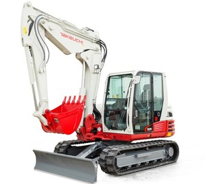Takeuchi TB290 Hydraulic Excavator Service Repair Workshop Manual (S/N:185100001 & Above)