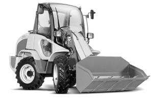 GEHL 280 All-Wheel-Steer Loader Service Repair Manual Download