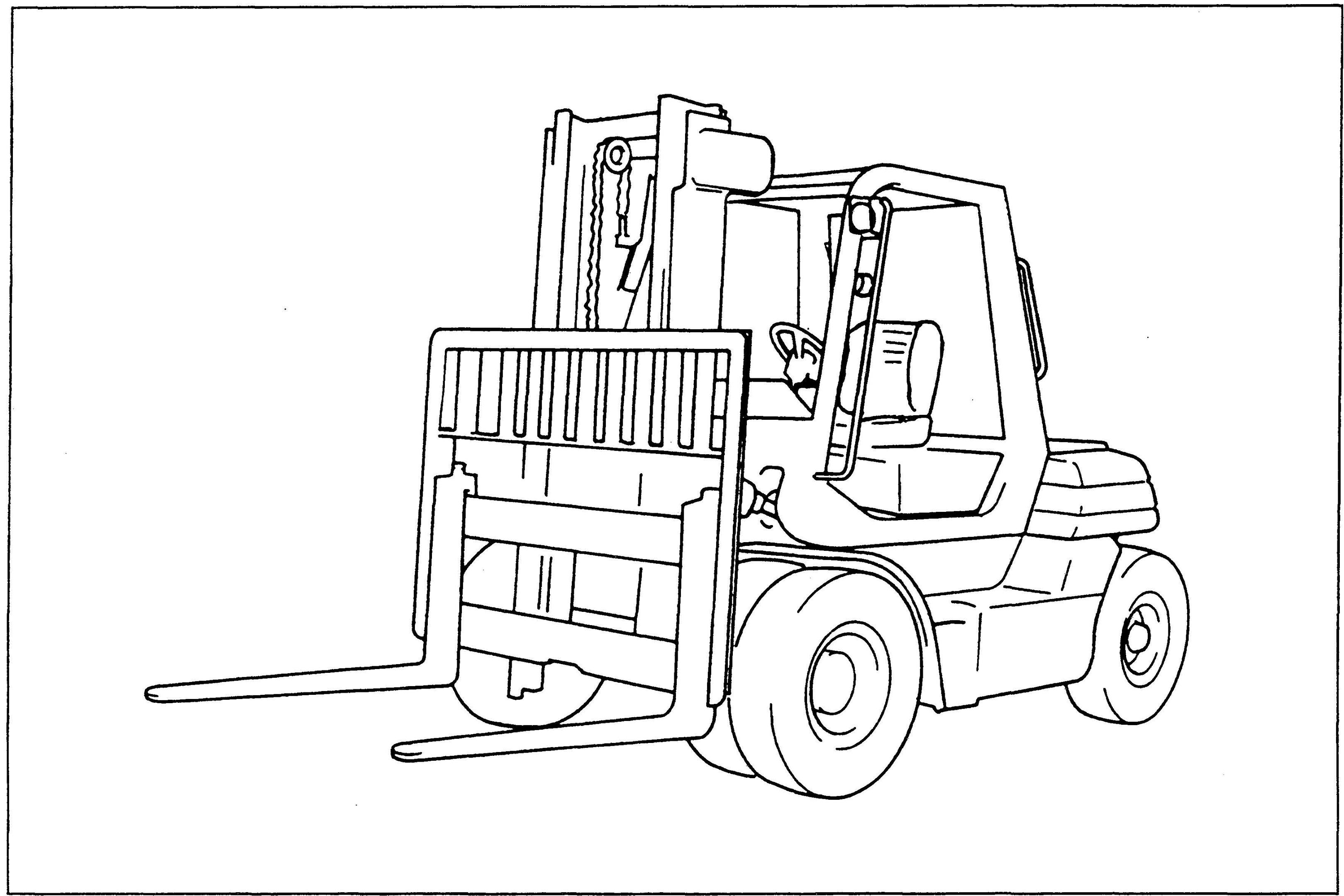 Toyota Forklift 5fd50 80 5fg50 60 5fdm60 70 Series Ser Adding Reverse  Lights Wiring-Diagram Nissan Forklift Wiring Diagram Model 70