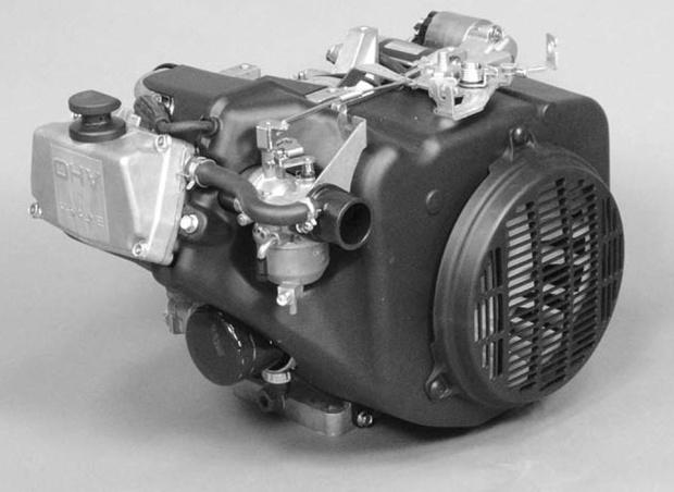 Kawasaki FJ400D 4-Stroke Air-Cooled Gasoline Engine Service Repair Manual Download