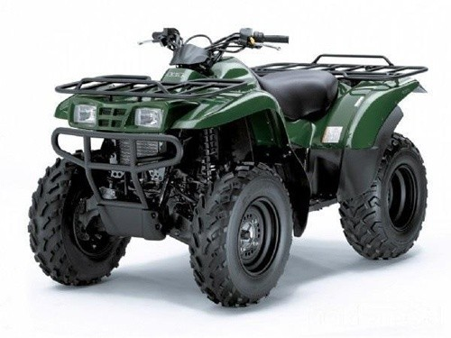 2003-2012 Kawasaki PRAIRIE 360 4x4 / KVF 360 4x4 Service Repair Manual Download