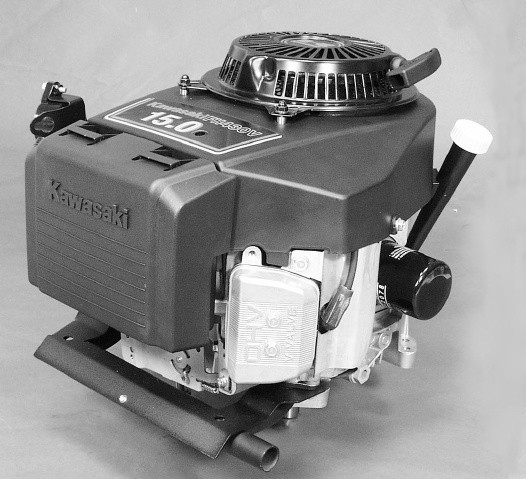 Kawasaki FH381V FH430V 4-Stroke Air-cooled V-Twin Gasoline Engine Service Repair Manual Download