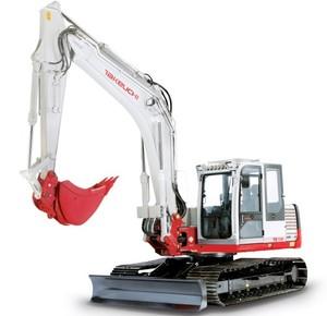 Takeuchi TB1140 Hydraulic Excavator Service Repair Workshop Manual Download(S/N:51410001 & Above)