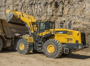 Komatsu WA500-1 Wheel Loaders Service Shop Manual(SN:10001 and up)