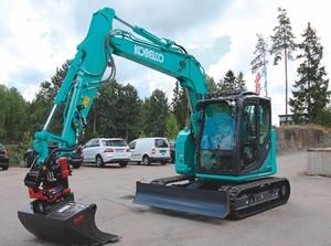 Kobelco MD240C Excavator Parts Catalog Manual Download