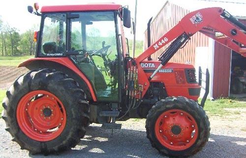 kubota m6800 m6800s m8200 m9000 tractors workshop manu rh sellfy com M6800 Kubota Muffler Kubota M6800 Tractor Data