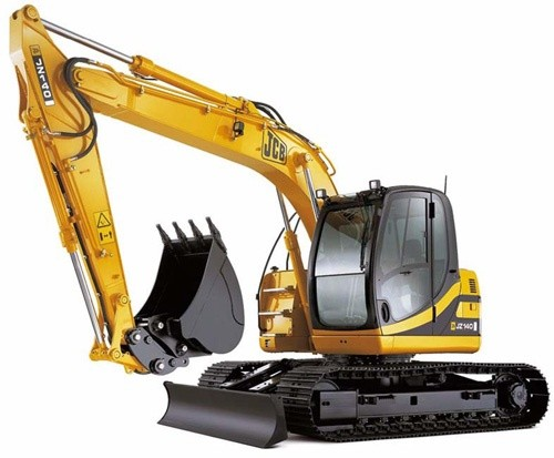 JCB JZ140 Tier lll Tracked Excavator Service Repair Manual Download