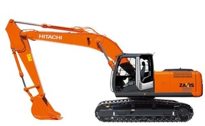 Hitachi ZAXIS 180LC 180LCN Excavator Parts Catalog Download