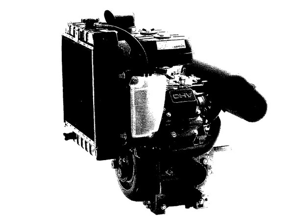 Kawasaki FD620D FD661D 4-Stroke Liquid-cooled V-Twin Gasoline Engine Service Repair Manual Download