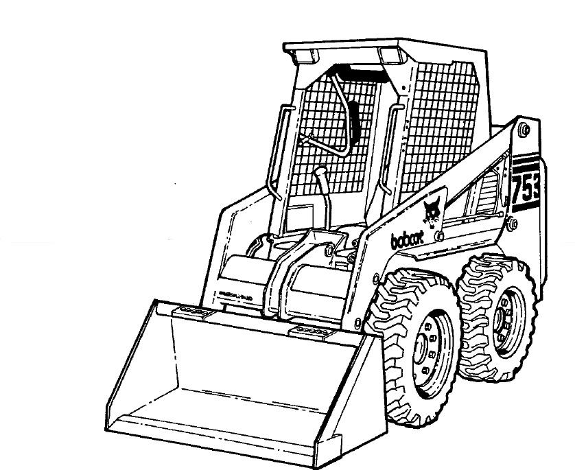 Owners Manual For Bobcat 753 Ebook