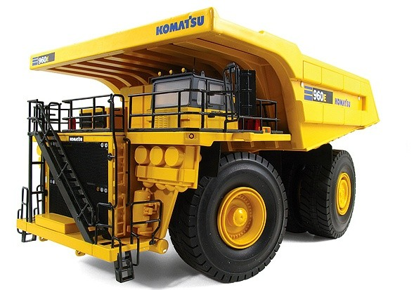 Komatsu 960E-2 Dump Truck Service Shop Manual(A30027 & UP)