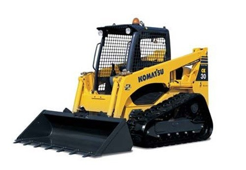 Komatsu CK30-1 Compact Track Loader Service Shop Manual(A30001 and UP)