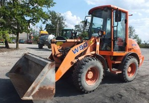 Fiat Kobelco W50 W60 W70 Wheel Loader Service Repair Workshop Manual Download