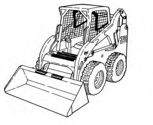 Bobcat S175 S185 Skid-Steer Loader Service Repair Manual Download(S/N 525011001 & Above ...)