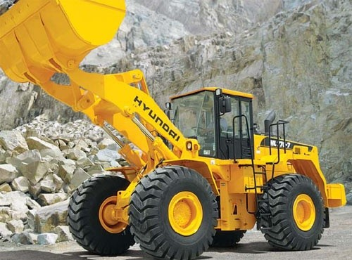 Hyundai HL770-7 Wheel Loader Service Repair Manual Download