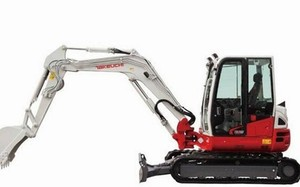 Takeuchi TB260 WETB260-BB Mini Excavator Service Repair Workshop Manual (S/N:126100001 & Above)
