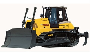 New Holland D350 CRAWLER DOZER Service Repair Manual Download