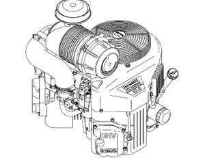 Kawasaki FX921V FX1000V 4-Stroke Air-Cooled V-Twin Gasoline Engine Service Repair Manual Download