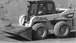 Gehl SL7610,SL7710 (EU) and SL7810 Skid-Steer Loaders Service Repair Manual Download